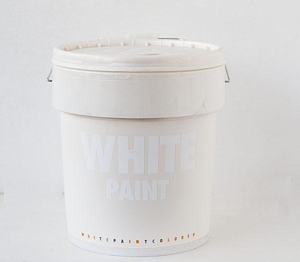 Giorgio Graesan White Paint decorativo per parete