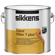 Sikkens - Cetol Filter 7 Plus lt. 1 - lt. 5