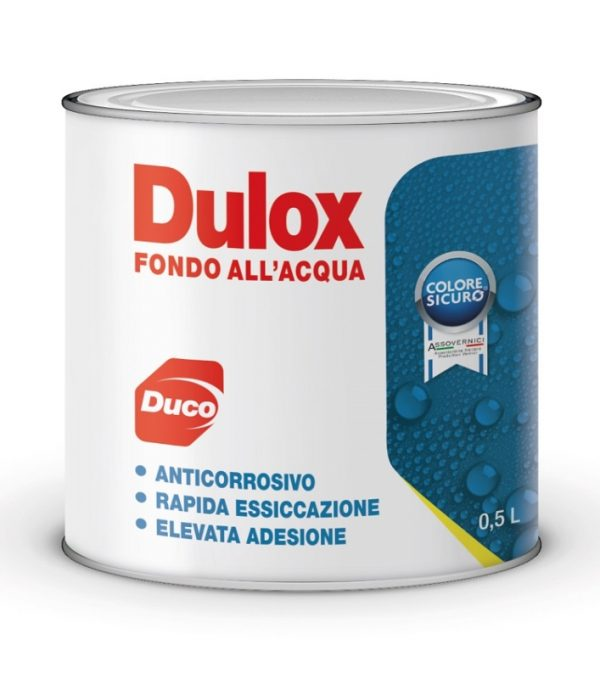 Dulox fondo all'acqua