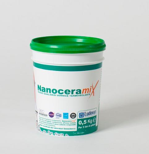 Nanoceramix antimuffa