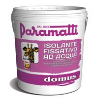 Paramatti Domus isolante fissativo ad acqua
