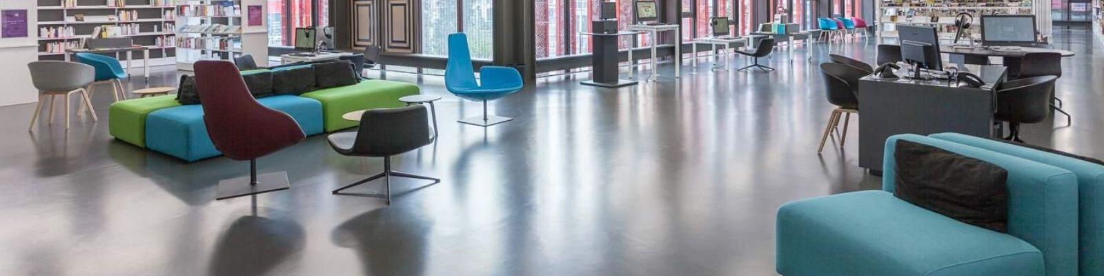 pavimenti residenziali e industriali