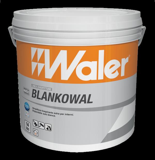 Idropittura bianca per interni Waler Blankowal