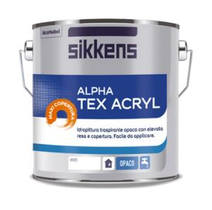 Sikkens - Alphatex Acryl Bianco lt. 15