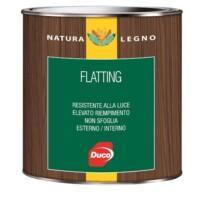 duco flatting vernice trasparente per il legno