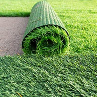 Pavimento erba verde sintetica