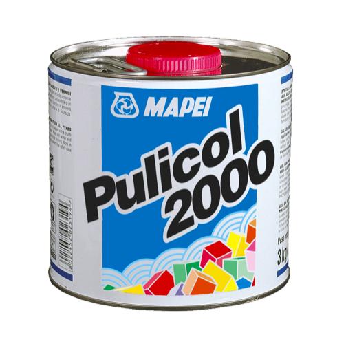 Pulicol 2000 Mapei gel per rimuovere adesivi e vernici