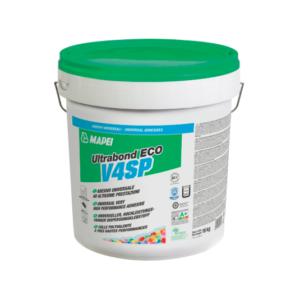 Mapei Ultrabond Eco V4SP colla per pavimenti in gomma, PVC, linoleum e moquette