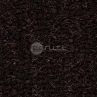 Zerbin in cocco marrone sp.17mm taglio
