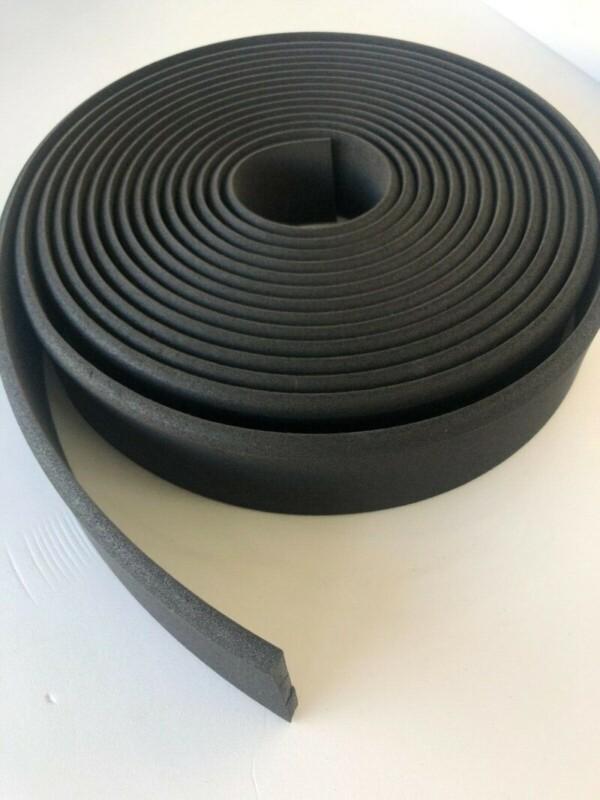 bobina intera zoccolino polietilene espanso